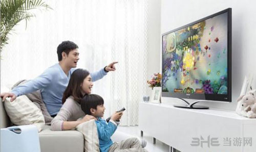 电视游戏潜在用户数量庞大