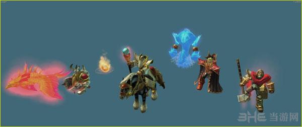 魔兽争霸3重制版模型