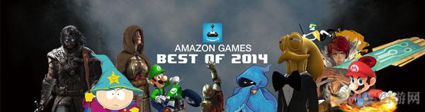 亚马逊游戏销量排行榜