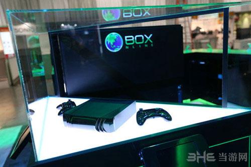 蜗牛首款游戏主机OBox