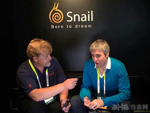 蜗牛和Gameloft联手