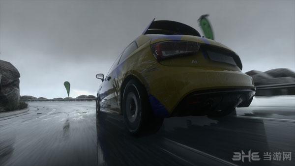 驾驶俱乐部最新截图放出 天气效果十分惊人