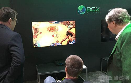 OBox体验太极熊猫游戏