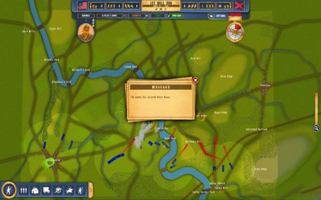 战争计划:美国内战截图0