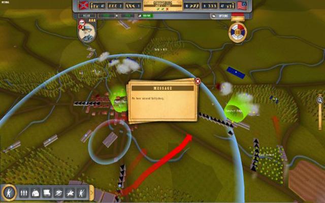 战争计划:美国内战截图1