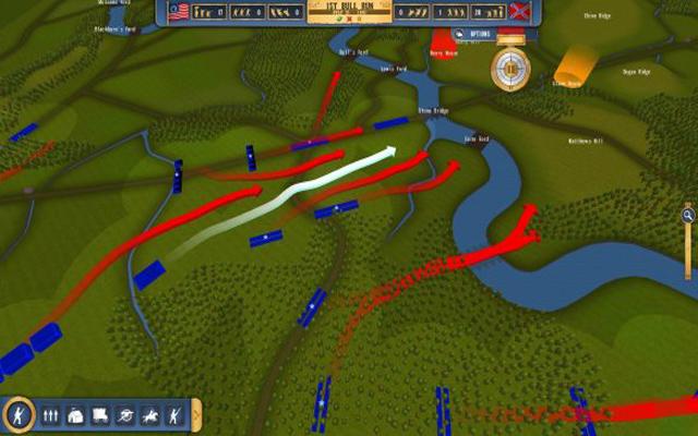 战争计划:美国内战截图2