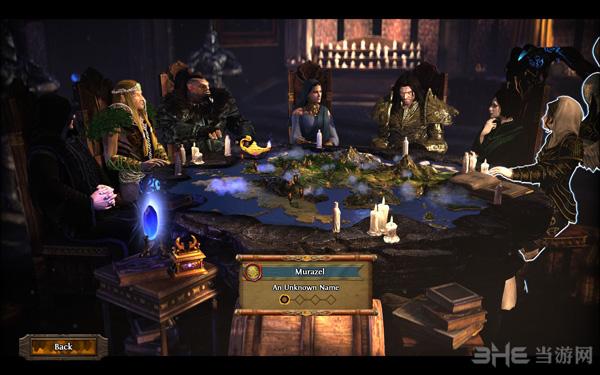 魔法门之英雄无敌7游戏截图