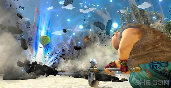 勇者斗恶龙英雄游戏截图3