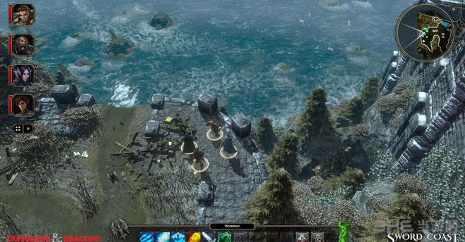 剑湾传奇官方游戏截图1