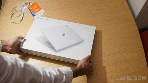 Surface Book开箱1