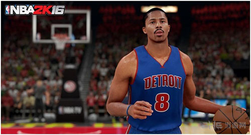 NBA2K16 iOS版1