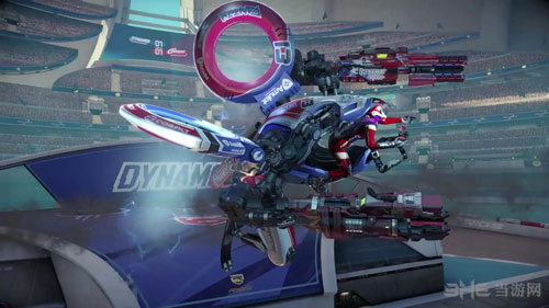 RIGS:机械化战斗联盟3