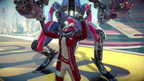 RIGS:机械化战斗联盟4