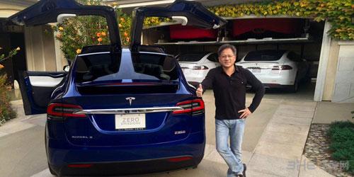特斯拉Model X1