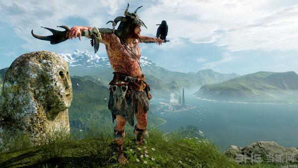 PS4独占游戏狂野截图1