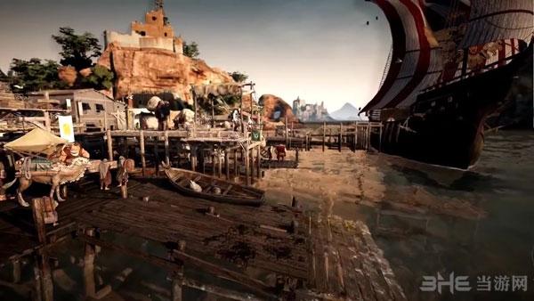 黑色沙漠游戏截图2