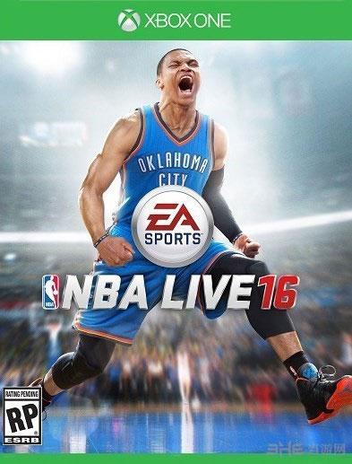 NBA Live 16游戏封面