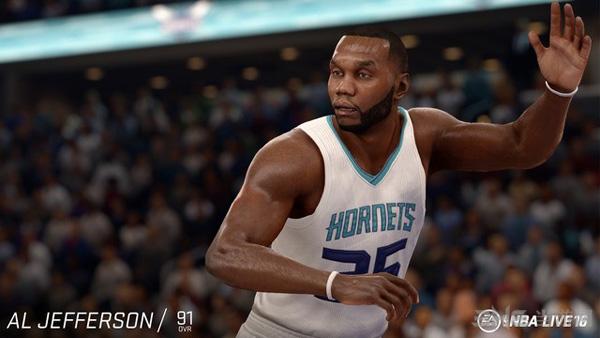 NBA Live 16游戏截图1