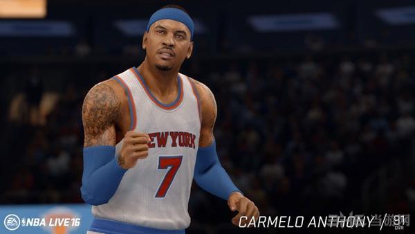 NBA Live 16游戏截图4