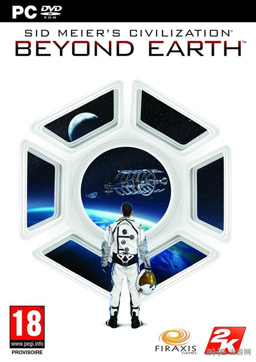 文明太空DLC潮起封面