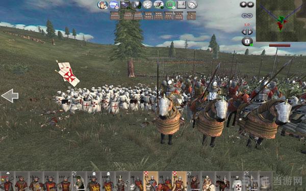 中世纪2因父之名平衡战场截图3