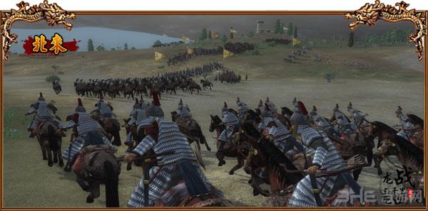 中世纪2龙战三千里全面战争截图2