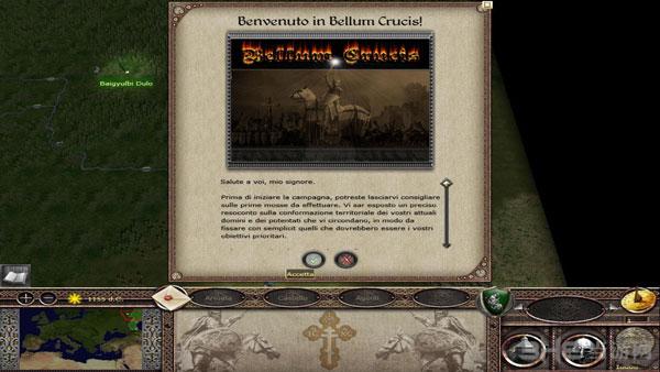 中世纪2全面战争十字架战争截图0