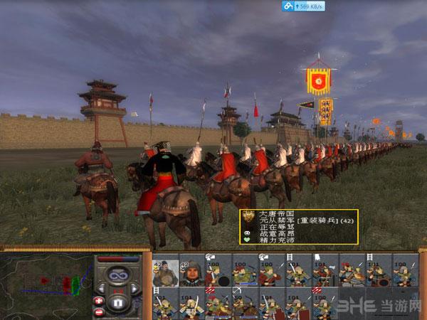 中世纪2天可汗全面战争截图1