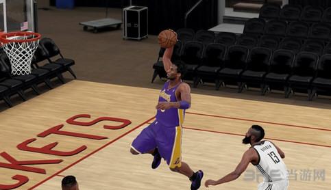 NBA 2K16年轻的科比面补MOD截图0