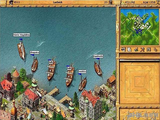 大航海家1-3合集截图1