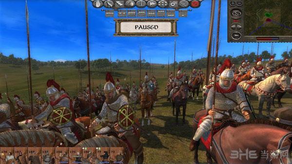 中世纪2罗马之东多瑙河防线截图3