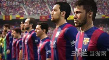 FIFA16 Demo画质增强补丁截图0