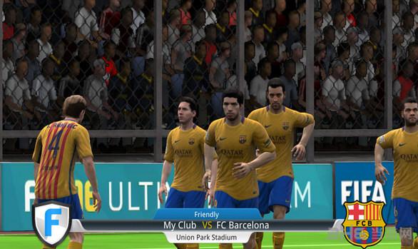 FIFA 16球队巴甲联赛解锁补丁截图0