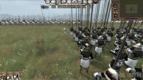 中世纪2王国战役截图1