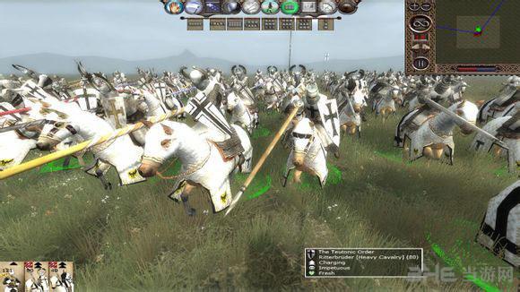 中世纪2王国战役截图2