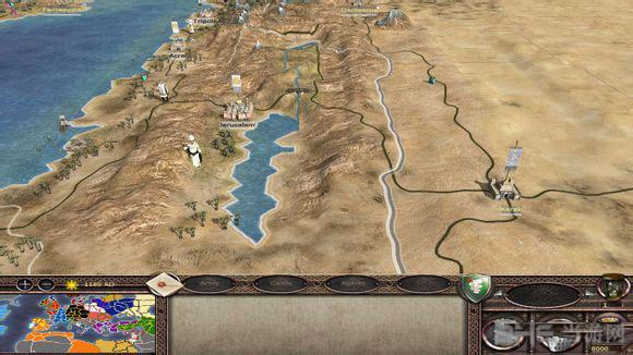 中世纪2王国战役截图3