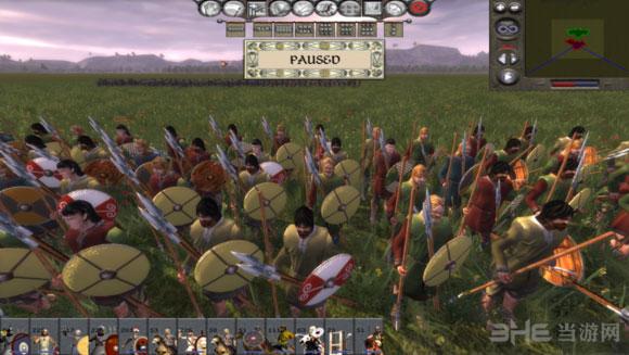 中世纪2不列颠战役3截图1