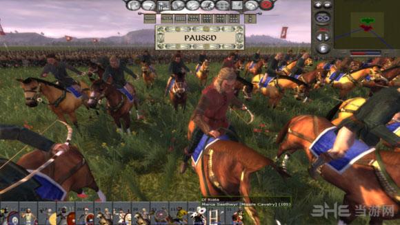 中世纪2不列颠战役3截图2