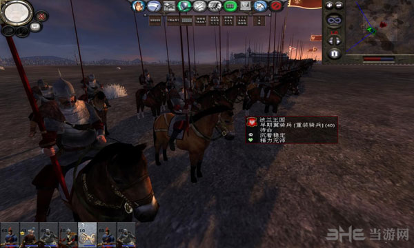 中世纪2火与剑2全面战争截图0
