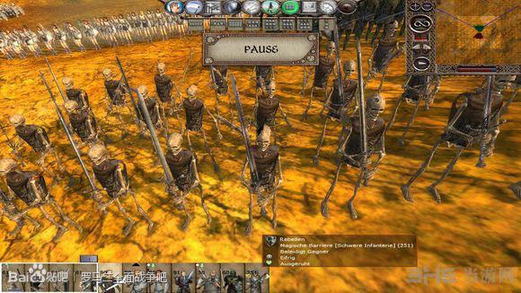中世纪2哥特全面战争截图0