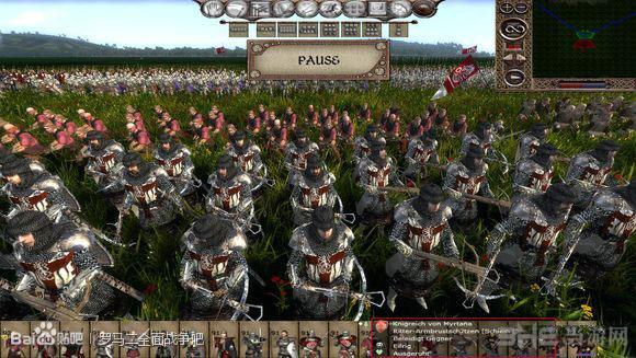 中世纪2哥特全面战争截图2