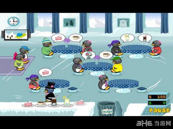 企鹅餐厅截图2