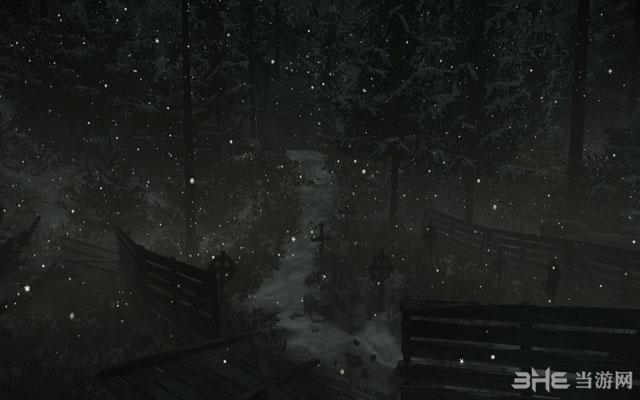 寒冷梦境截图0