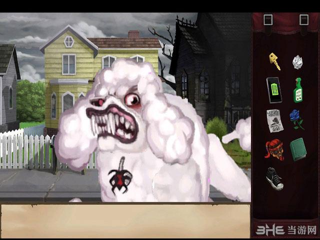 鸡皮疙瘩游戏版截图1