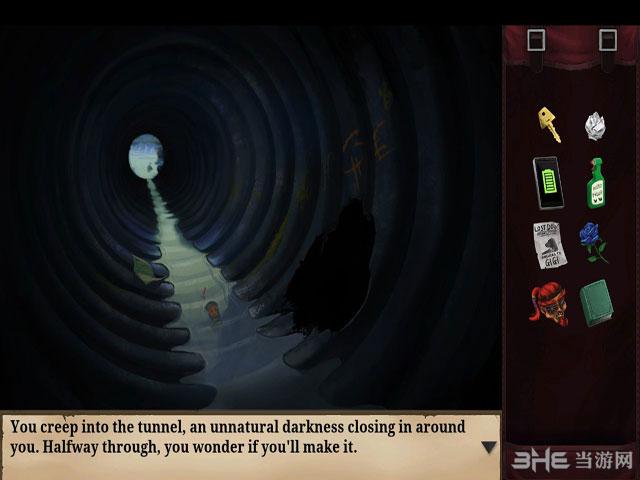 鸡皮疙瘩游戏版截图2