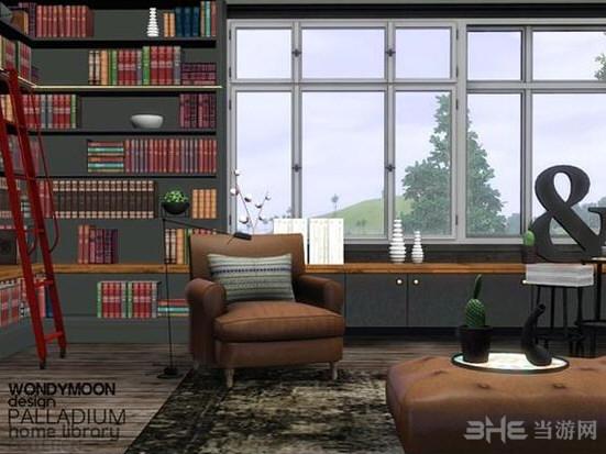 模拟人生3书房MOD截图0