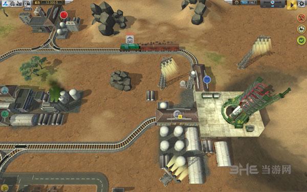 火车山谷截图2