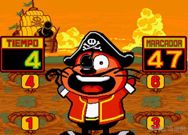 阿尼玛兰达海盗截图2