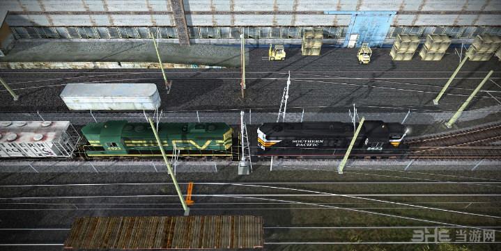 模拟火车:新时代78667升级档+破解补丁截图0