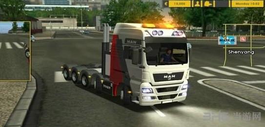 欧洲卡车模拟2容易成长MOD截图0